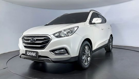 Hyundai ix35 MPFI-2018