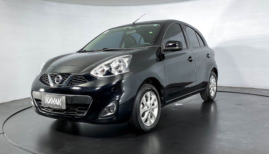 Nissan March SV-2016