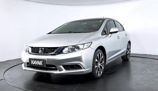 Honda Civic LXR-2016