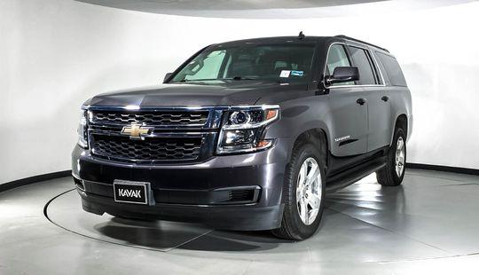 Chevrolet Suburban LT-2016