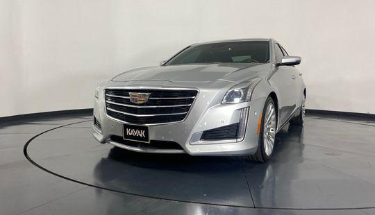 Cadillac CTS Premium-2015