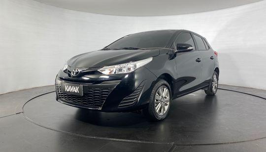 Toyota Yaris XL PLUS CONNECT MULTIDRIVE 2020