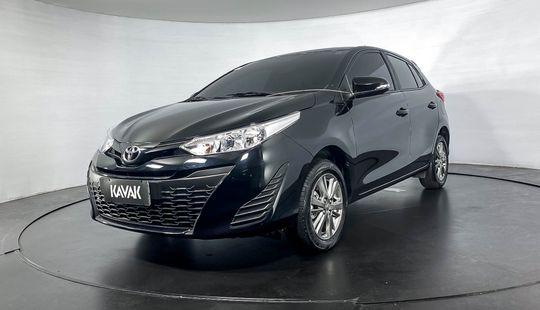 Toyota Yaris XL PLUS CONNECT MULTIDRIVE-2020