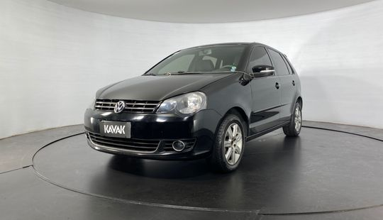 Volkswagen Polo MI SPORTLINE 2012