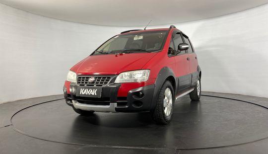 Fiat Idea MPI ADVENTURE 2010