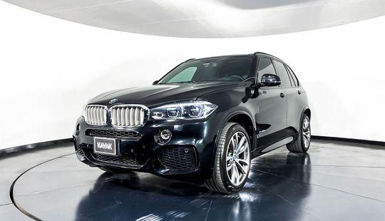 BMW X5 50i M Sport-2017