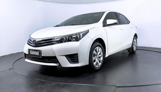 Toyota Corolla GLI-2017
