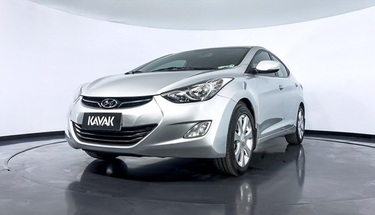 Hyundai Elantra GLS-2013