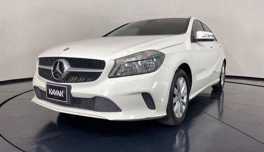 Mercedes Benz Clase A A200-2017