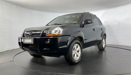 Hyundai Tucson MPFI GLS 2WD 2013