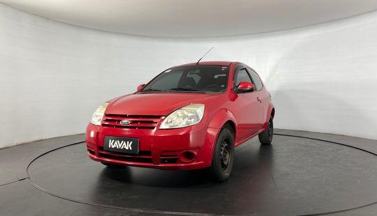 Ford Ka MPI 2011