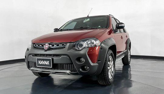 Fiat Palio Vagoneta Adventure-2016