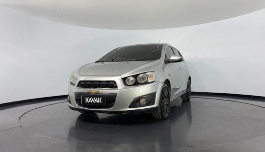 Chevrolet Sonic LTZ-2013