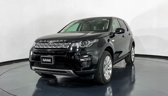 Land Rover Discovery Sport HSE-2015