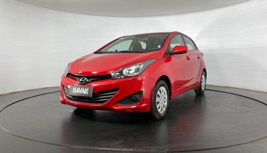 Hyundai HB20 COMFORT PLUS 2015