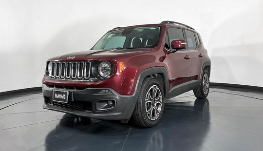 Jeep Renegade Latitude-2017
