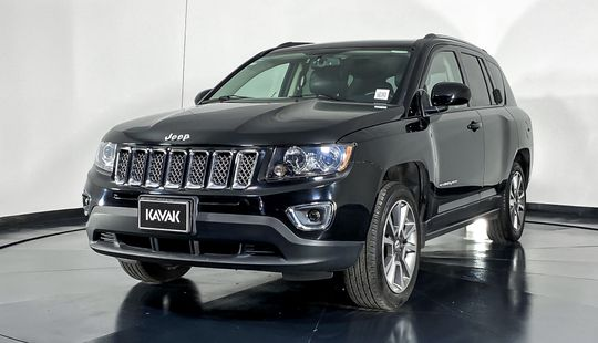 Jeep Compass Limited-2015