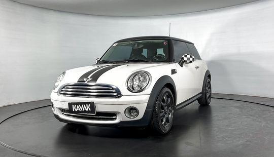 Mini Cooper Versão base-2011