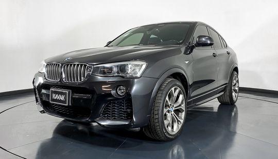 BMW X4 35i M Sport-2015