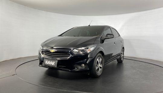 Chevrolet Onix MPFI LTZ 2018