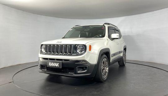 Jeep Renegade LONGITUDE-2016