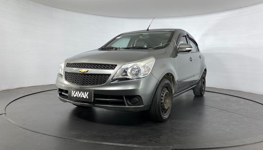 Chevrolet Agile MPFI LT 2011