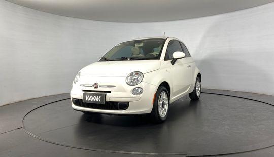 Fiat 500 CULT 2013
