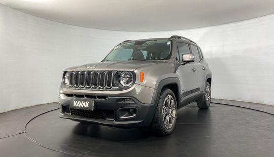 Jeep Renegade LONGITUDE-2018