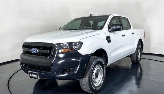 Ford Ranger XL Crew Cab-2017