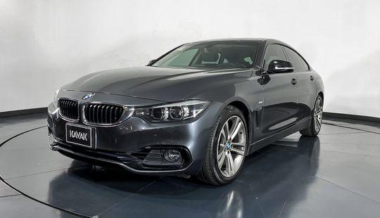 BMW Serie 4 420i Sport Line Gran Coupé-2018
