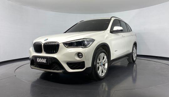 BMW X1 TURBO ACTIVE SDRIVE20I-2018