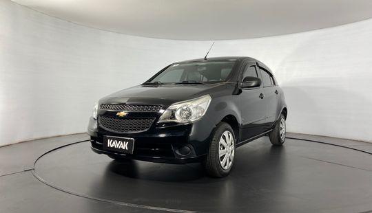 Chevrolet Agile MPFI LT-2010