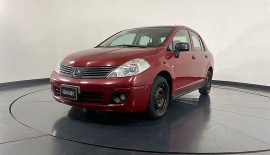Nissan Tiida Comfort-2010