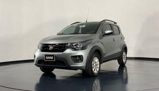 Fiat Mobi Hatch Back Way-2017