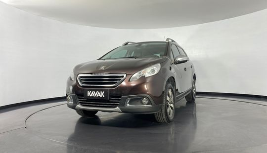 Peugeot 2008 THP GRIFFE-2017
