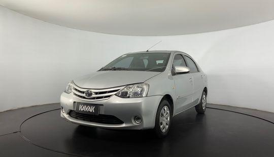 Toyota Etios XS SEDAN-2015