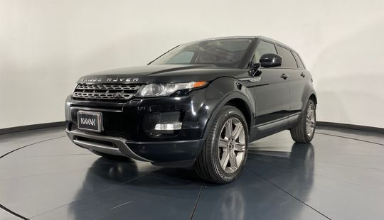 Land Rover Range Rover Evoque Pure Plus-2013