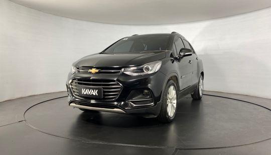 Chevrolet Tracker TURBO LTZ-2017