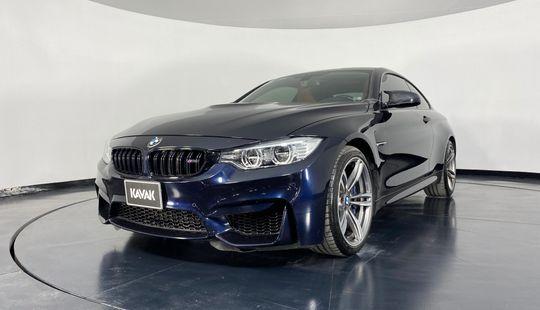 BMW Serie 4 M4 Coupé-2017