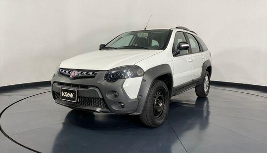 Fiat Palio Vagoneta Adventure-2018