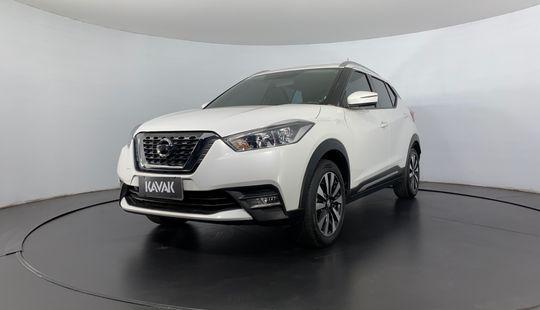 Nissan Kicks START SV LIMITED-2017