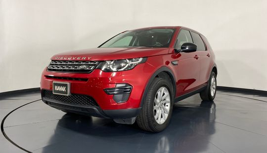 Land Rover Discovery Sport Pure-2016