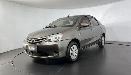 Toyota Etios X SEDAN 2017