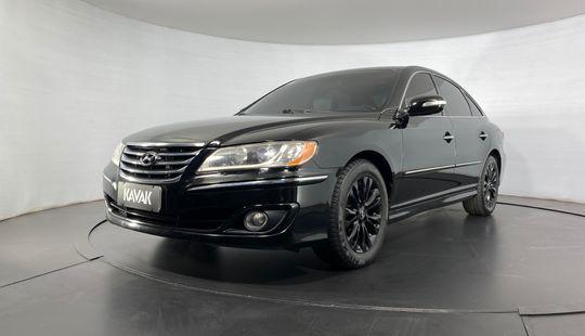 Hyundai Azera MPFI GLS SEDAN V6-2011