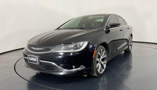 Chrysler 200 C-2015