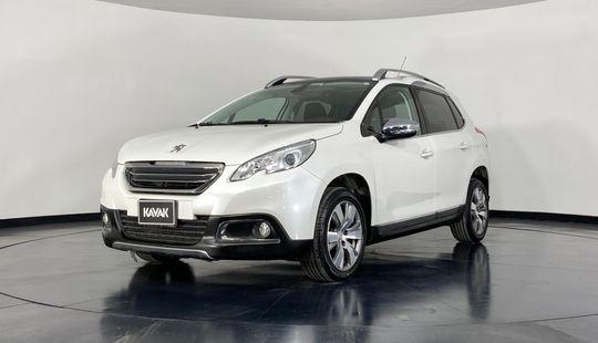 Peugeot 2008 Feline-2016