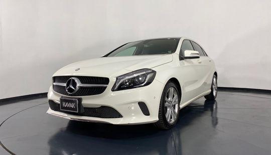 Mercedes Benz Clase A A200 Urban-2017