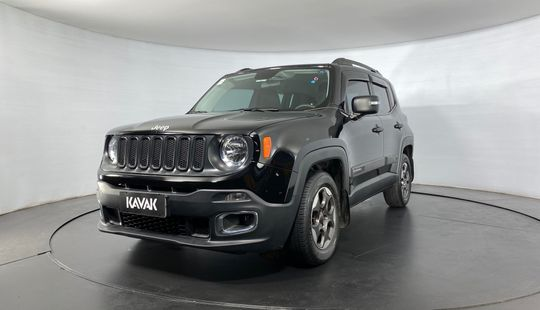 Jeep Renegade Versão base-2018