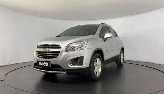 Chevrolet Tracker MPFI LT-2016