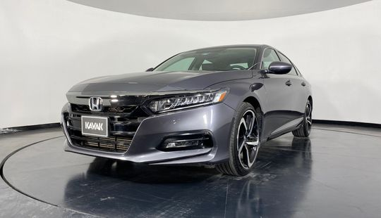 Honda Accord Sport Plus-2018